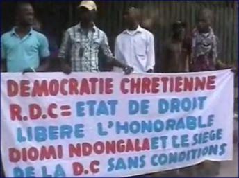 LIBEREZ LE PRISONNIER POLITIQUE EUGENE DIOMI NDONGALA, LE DEPUTE DU PEUPLE