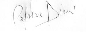 signature patrizia
