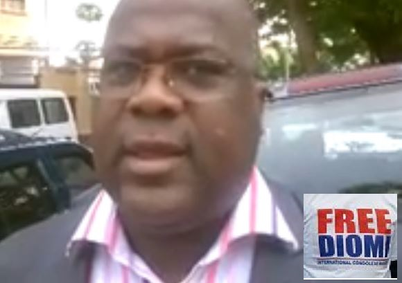 UDPS : FÉLIX ANTOINE TSHISEKEDI DÉBARQUE A KINSHASA Felix-freediomi