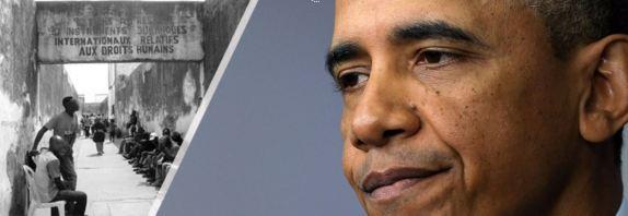 obama et prisonniers politiques