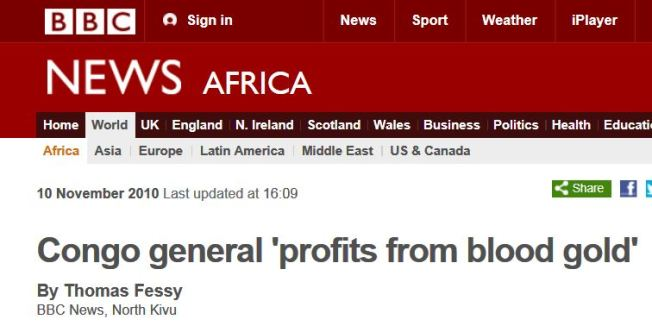 BBC SUR AMISI