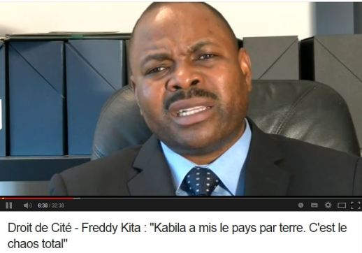 INTERVIEW AVEC FREDDDY KITA