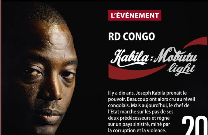 kabila mobutu light
