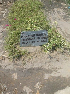 TOMBEAU DE MAMADOU NDALA