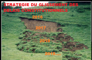 STRATEGIE DU GLISSEMENT