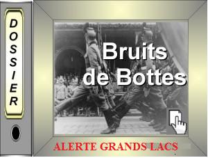 BRUITS DE BOTTES