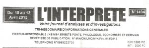 interprete 001