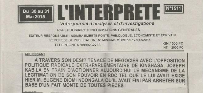 INTRPRETE TITRE 290515