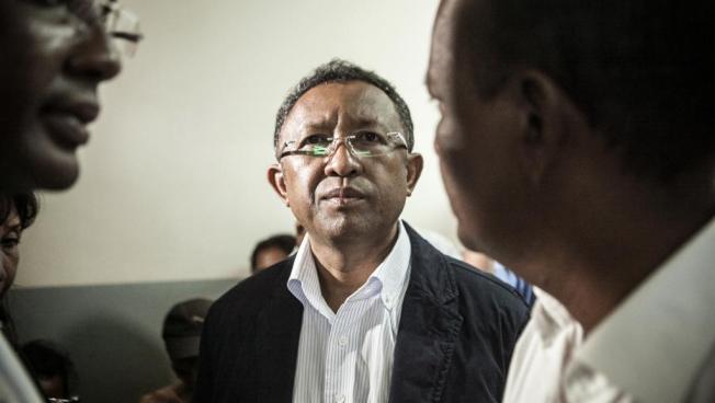 PRESIDENT MADAGASCAR