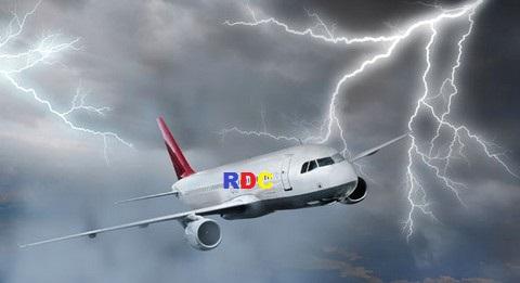 avion zone de turbulence