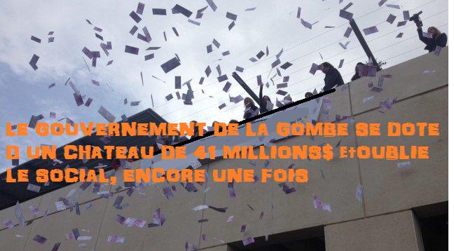GOUVERNEMENT DE LA GOMBE