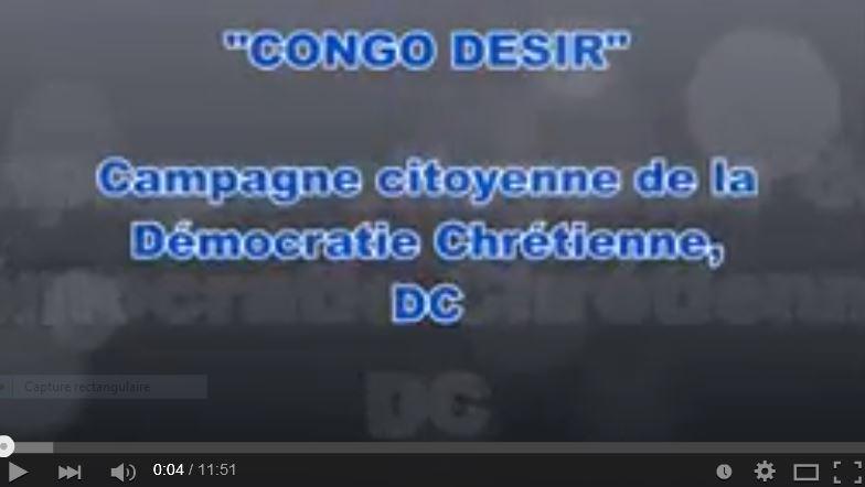 VIDEO CONGO DESIR