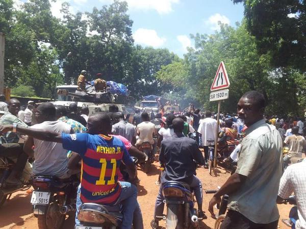 armee reguliere vers ouagadougou