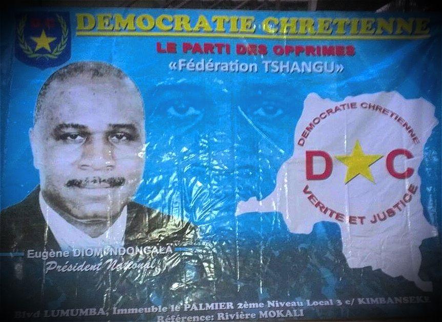 DIOMI NDONGALA FEDERATION DC TSHANGU