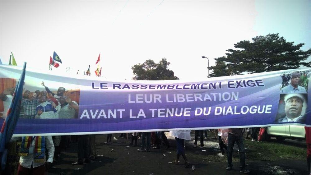 LE RASSOP EXIGE LEUR LIBERATION AVANT LE DIALOGUE MEETING 31.07