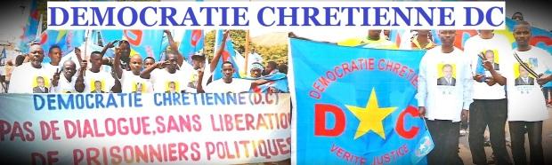 DEMOCRATIE CHRETIENNE DC ENTETE