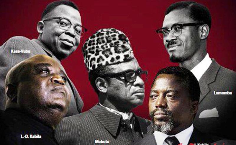 les-4-présidents-de-la-rdc