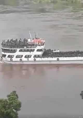 bateau fardc