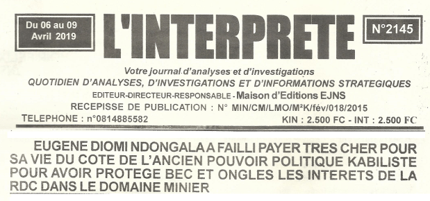 INTERPRETE 040419