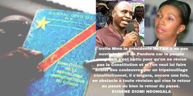 j' invite Mme la présidente de l'AN à ne pas ouvrir la boite de Pandora car le peuple congolais s'est battu pour qu'on ne révise pas la Constitution et si l'on veut lui faire avaler des couleuvres par un tripato.png